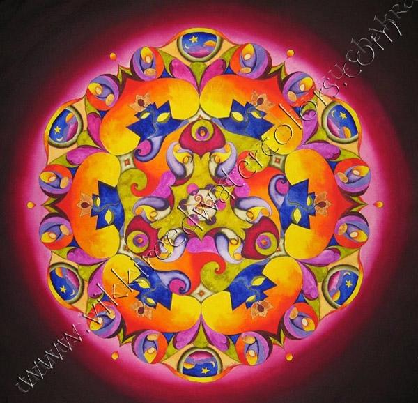 Forgiveness Mandala