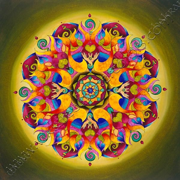 Trust Mandala
