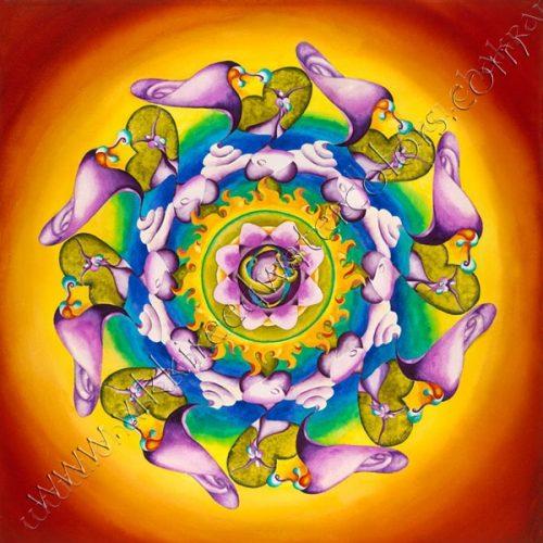 Authentic Life Mandala