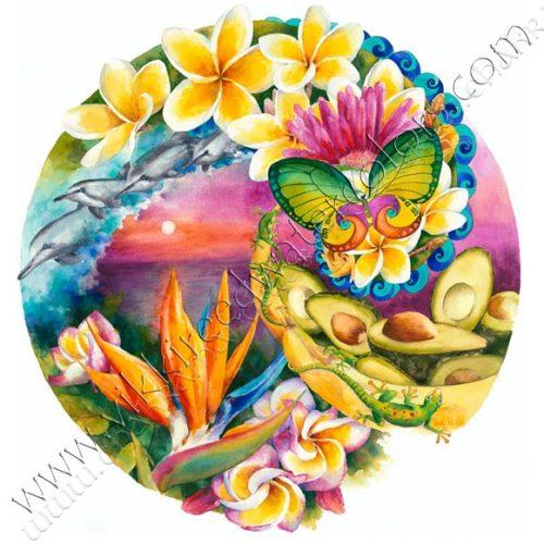 Generous Nature Mandala