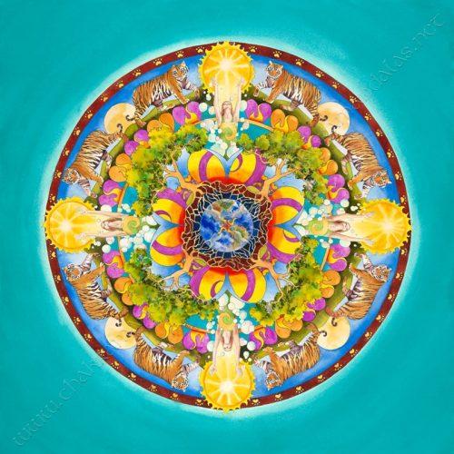 Release Mandala