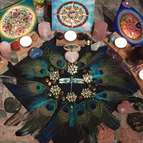 Altar for Divine Intervention and Protection